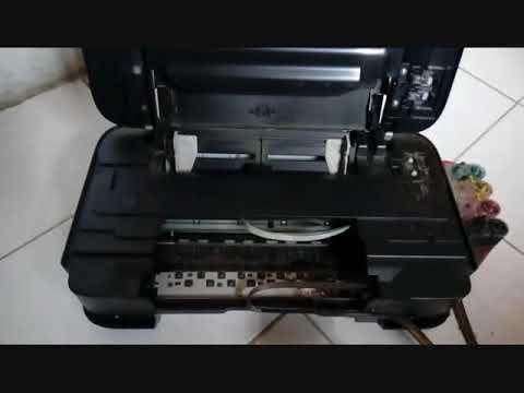 Cara Memperbaiki Printer Canon iP2770 kedip 3 kali.