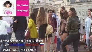 Baixar REACTION VIDEO lagu VIA VALLEN(SAYANG)di RUSIA ! #vlog #reaction