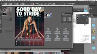 Poster Design For Beginners Tutorial Adobe Indesign Grid Layout Typography Part03