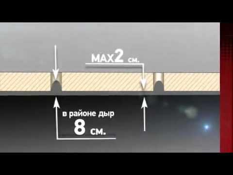 видео: Как выровнять потолок. Выравнивание потолка