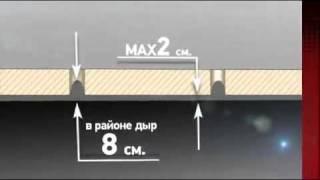 Как выровнять потолок. Выравнивание потолка(http://odnokomnatka.ru - Ремонт своими руками! Выравнивание потолка Как выровнять потолок, выравнивание потолка видео..., 2011-10-24T07:06:38.000Z)