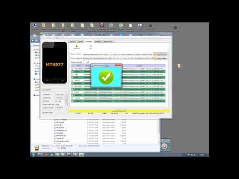 How TO Flash Lenovo A1000T 1000% done by Smart Phone Help