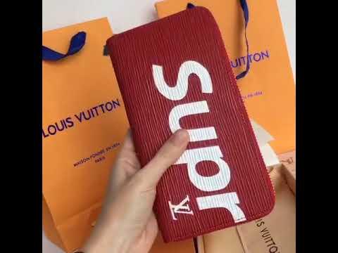 b3773ee8ecf4 Кошелек Луи Витон Supreme цвет Marmont: продажа, цена в Киеве. кошельки и  портмоне от