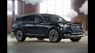 2019 Lincoln Aviator Review Test Drive, Price and Specifications Release