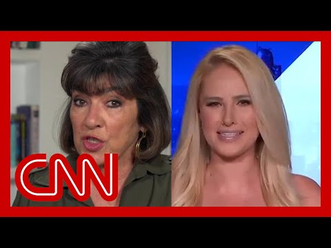 'Yikes!' Amanpour reacts to Fox News montage about virus