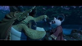 Oogway Ascends on recorders + backing track & sheet notes
