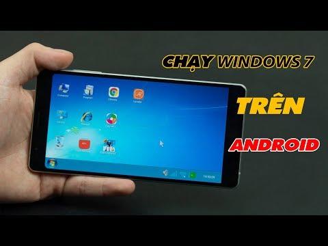 Cài Windows Lên Điện Thoại Android Không Cần Root | Truesmart
