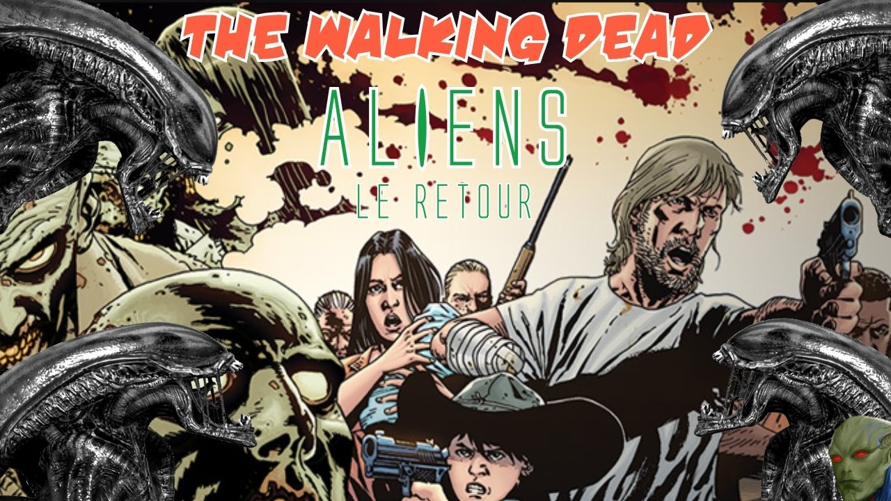 Walking Dead Aliens