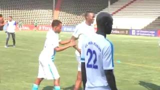 23.09.2017::CAF-C2-1/4 RETOUR::OBEID AU STADE TP MAZEMBE 2017 Video