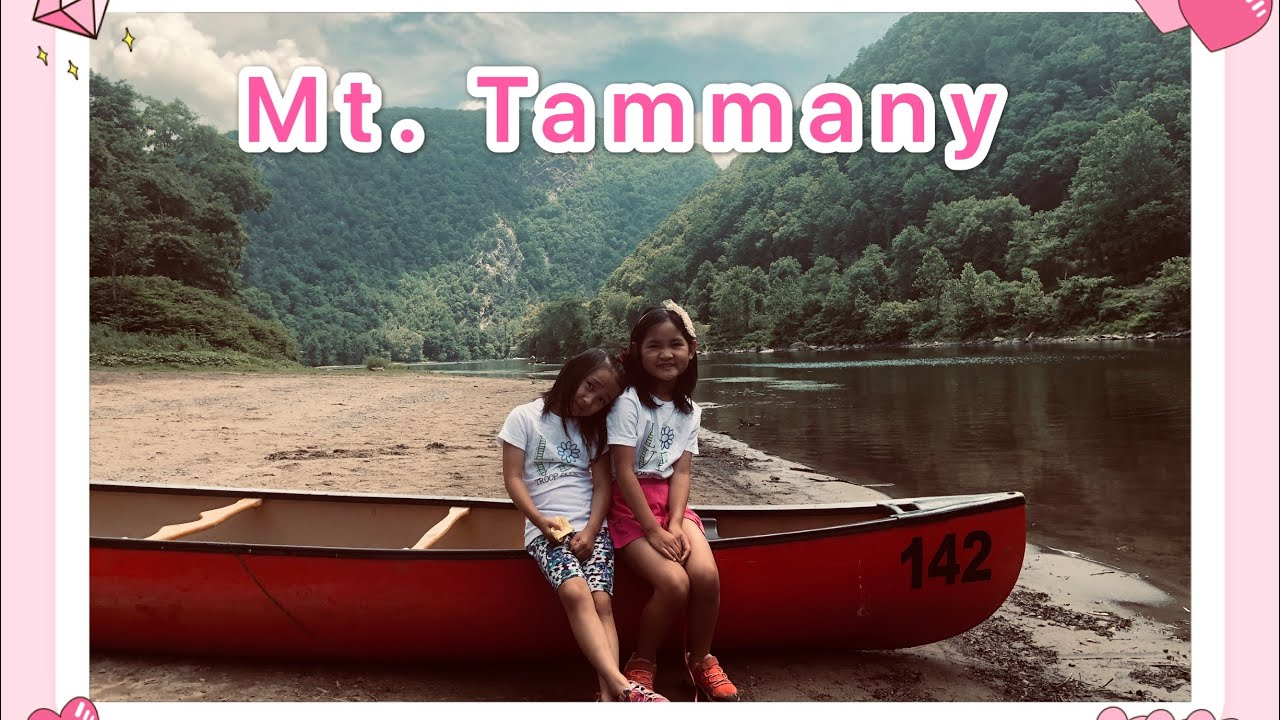 【 Travel and Events】Hiking at Mt. Tammany - Worthington State Forest (2020)