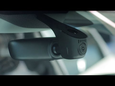 IRO Dashcam G15 For Audi Installation Video