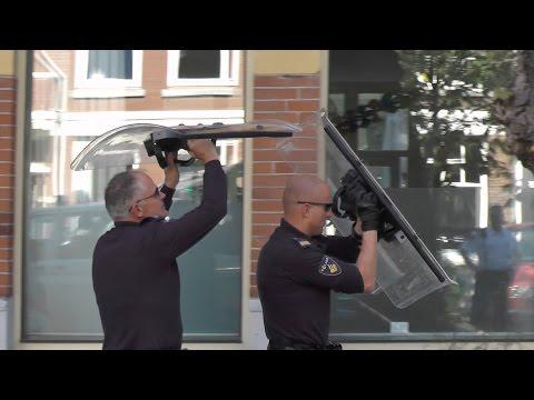 Arrestatieteam valt woning van verwarde man in Rotterdam binnen