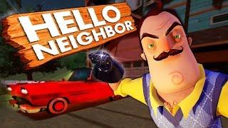 - ОБМАНУЛ СОСЕДА УЗНАЛ ЧТО ЗА ДВЕРЬЮ  Hello Neighbor 3