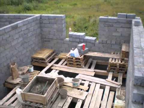 видео: Как построить дом