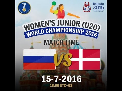 Final. Russia - Denmark