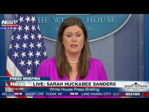 MUST WATCH: Sarah Huckabee Sanders SLAMS \