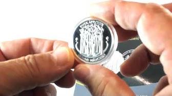 Münzen sammeln 20 Euro 2016 Silbermünze Rotkäppchen Besprechung