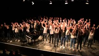 Sing more with Lessing: Großer Chor trifft A-VoiceS, Teil 2: LGN Großer Chor