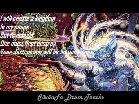 (DRUM TRACK) Senseless Massacre-Rings Of Saturn