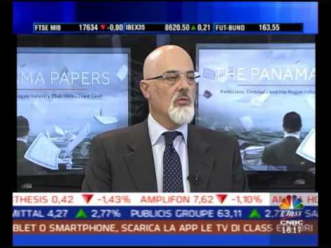 """Intervista a Piergiorgio Valente - """"Panama Papers: Quale Verità sui Conti Offshore?"""" 04/04/2016"""