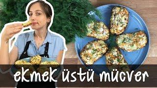Ekmek Üstü Mücver nasıl yapılır? | Merlin Mutfakta Yemek Tarifleri