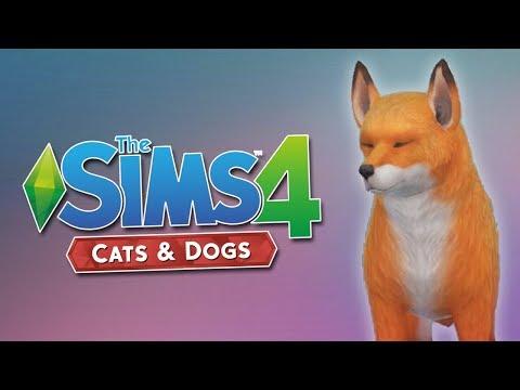 Sims 4: Cats & Dogs - PELIHARA RUBAH !! - Sims 4 Pets #1