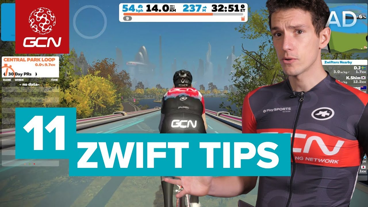 11 Things I Wish I'd Known About Zwift