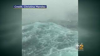 Passengers Describe Nightmare Cruise During Storm