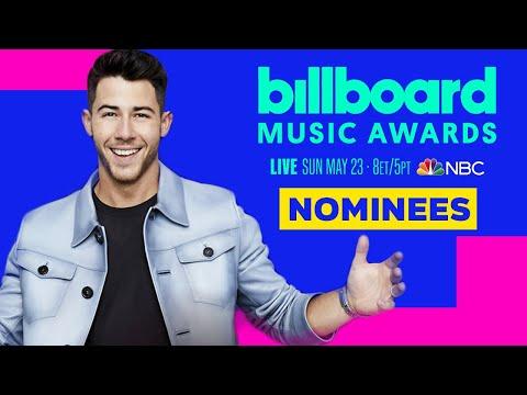 Billboard Music Awards 2021 | Nominees