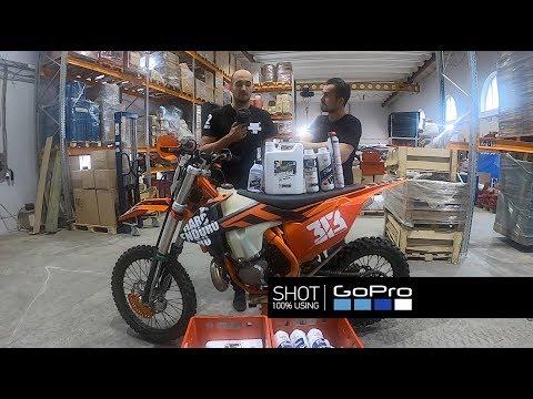 Какое масло выбрать для эндуро мотоцикла?