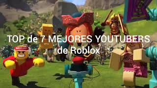 7 BEST Roblox YOUTUBERS - JOELPROXD