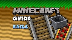 The Minecraft Guide - 10 - Rails