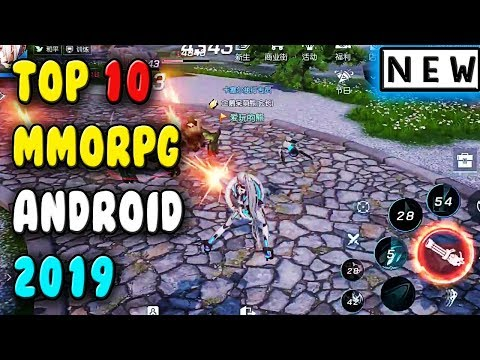 Best MMORPG Games For Android 2019 ( New )