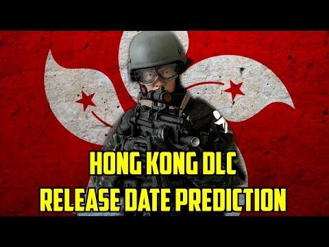 Rainbow Six Siege Next DLC Hong Kong Release Date Prediction