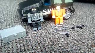 Roblox swat unit toy