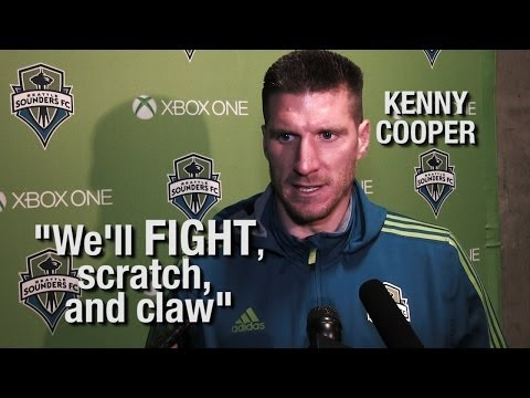 Interview: Kenny Cooper Post-Match vs Columbus Crew