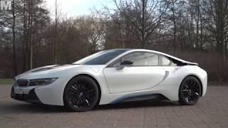 BMW i8 - 2019er Modell - Vorsicht bei der Wahl des Ladestromanbieters