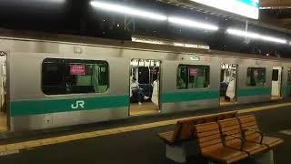 【週末動画】小田急駅でJR発メロフルコース【2019-20】
