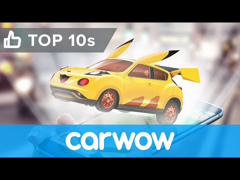 If Pokemon were cars | Top10s