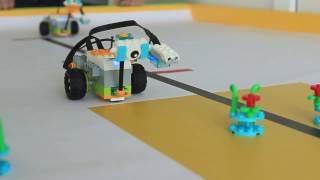 Уроки робототехники Lego WeDo 2.0, Майло