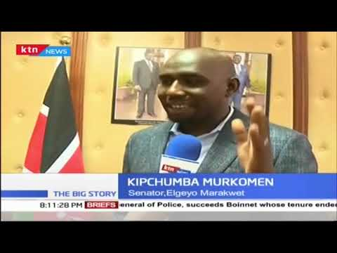 New IG Mutyambai\'s in-tray: Some of the key issues he\'s supposed to tackle  | #TheBigStory