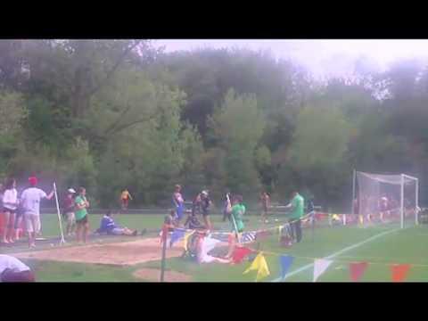 Alvin Johnson Track Highlights