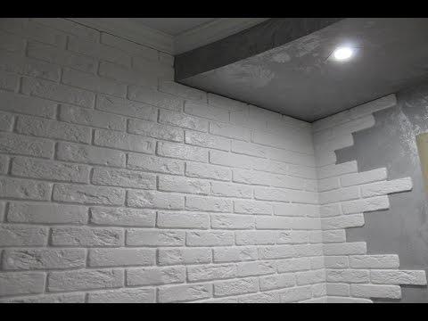 Декоративная плитка, камень в интерьере кухни и прихожей. Фотоотчет о ремонте. Бугульма