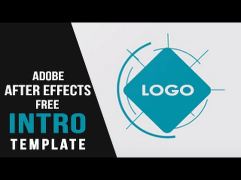 free 2d intro template for after effects youtube. Black Bedroom Furniture Sets. Home Design Ideas