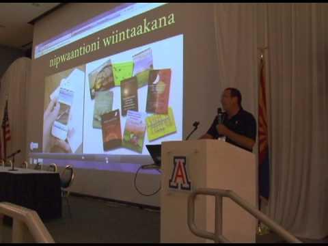 Daryl Baldwin presentation