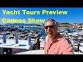 Cannes Show Yacht Tours Preview