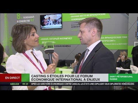 Alstom Russie : «Le business fait beaucoup dans la relation entre la France et la Russie»