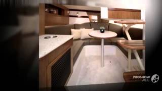 Cruisers yachts 350 express power boat, cuddy cabin year - 2014