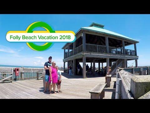 2018 Folly Beach Family Vacation