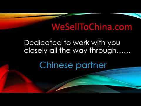 Trade in China, New Business Ideas